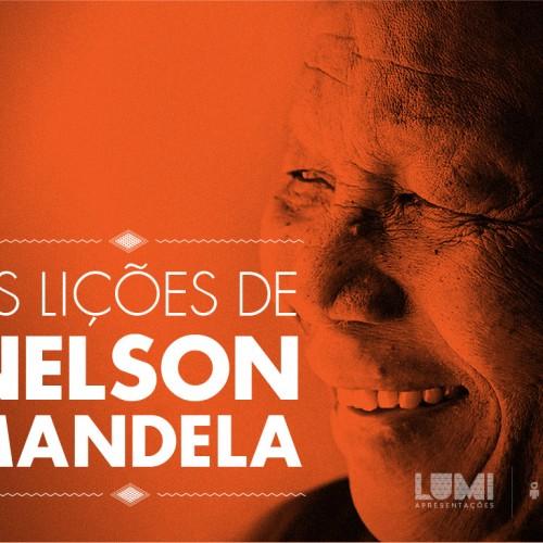 12 Lições do Líder Nelson Mandela