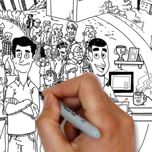 Whiteboard Animation BgmRodotec