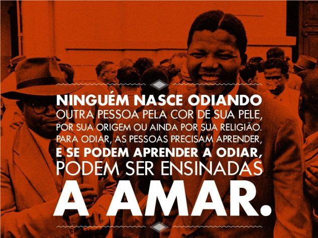 Apresentação Citações Mandela