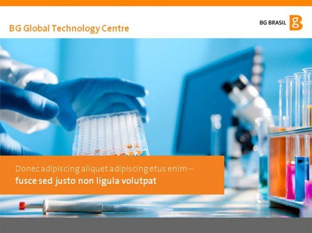 BG Brasil – Apresentação Global Technology Centre