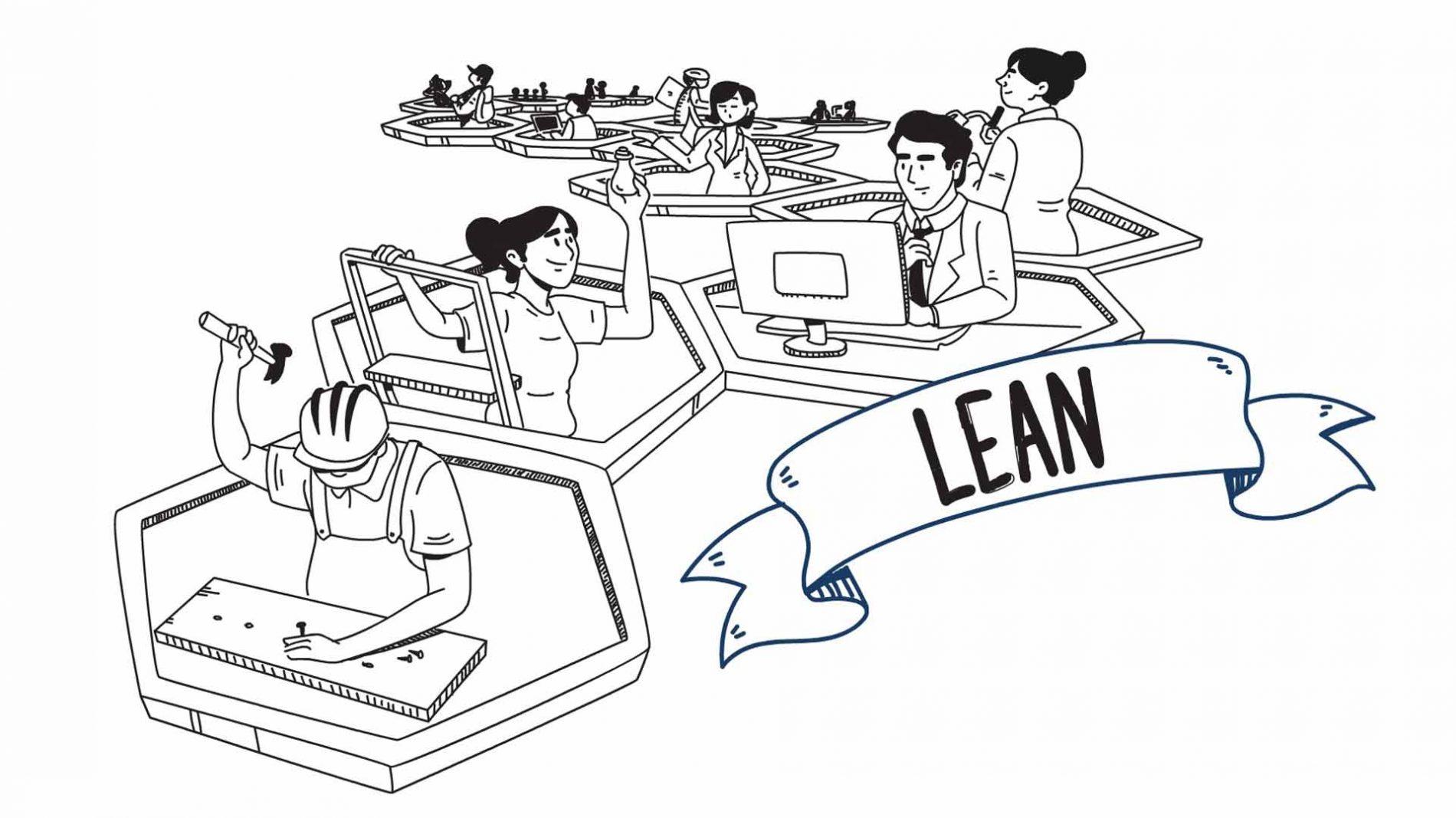 Whiteboard Animation Lean Institute